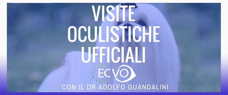 Visite oculistiche ufficiali